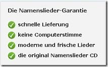 Namenslieder_Garantie