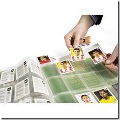 Art. 342446 Tauschalbum 288 Taschen max 3000 Sticker