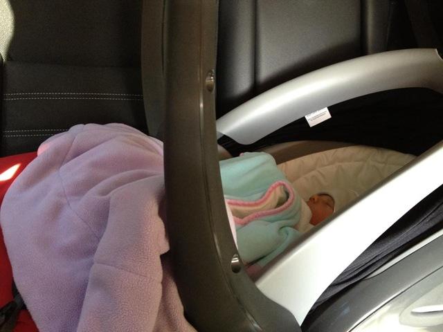 britax r mer warum der baby safe sleeper die testerin. Black Bedroom Furniture Sets. Home Design Ideas