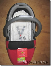 Britax Sleeper