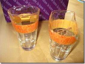 Chai Latte Gläser