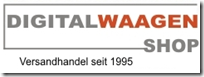 Logo Digitalwaagen Shop