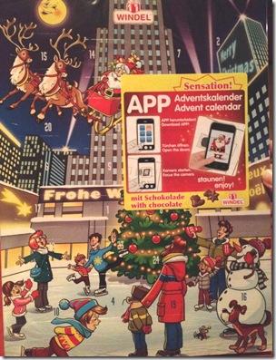 App Adventskalender