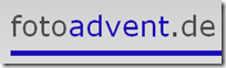Logo Fotoadvent