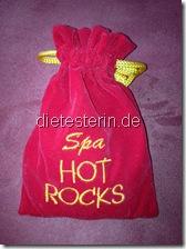 Hot Stones Beutel