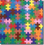 Puzzlemappe