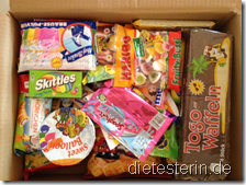 World of Sweets Box
