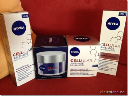 Nivea Cellular Anti Age Pflege