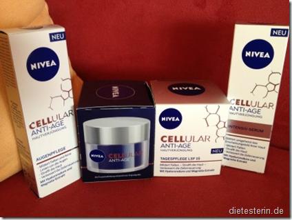Nivea Cellular Anti Age Pflege