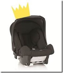Babysafe plus Krone