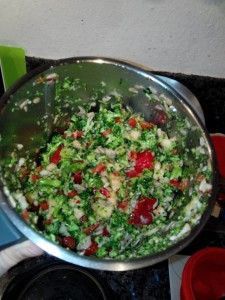 Brokkolisalat-Thermomix 3