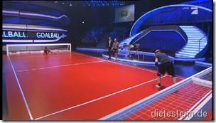 sdr - Goalball