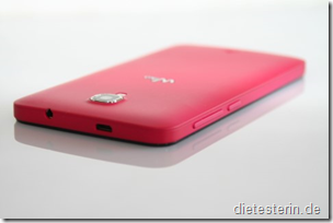 Wiko Bloom Knoepfe