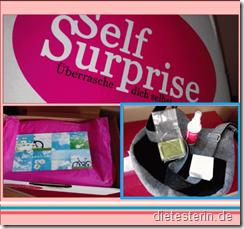SelfSurprise Box Inhalt