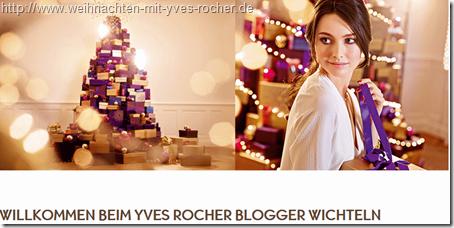 Yves Rochter Blogger Wichteln