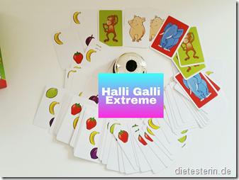 Halli Galli Spielematerial