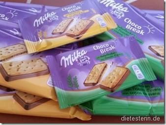 Milka Choco Break neu