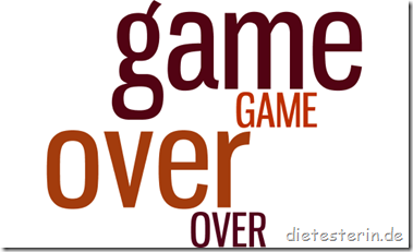 game over wordle