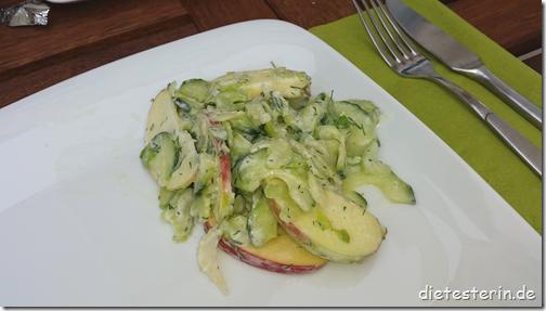 Apfel-Gurken-Salat Tim Mälzer