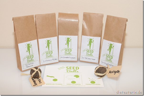 Seedballs von Miss Greenball