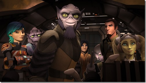 StarWarsRebels_2. Staffel