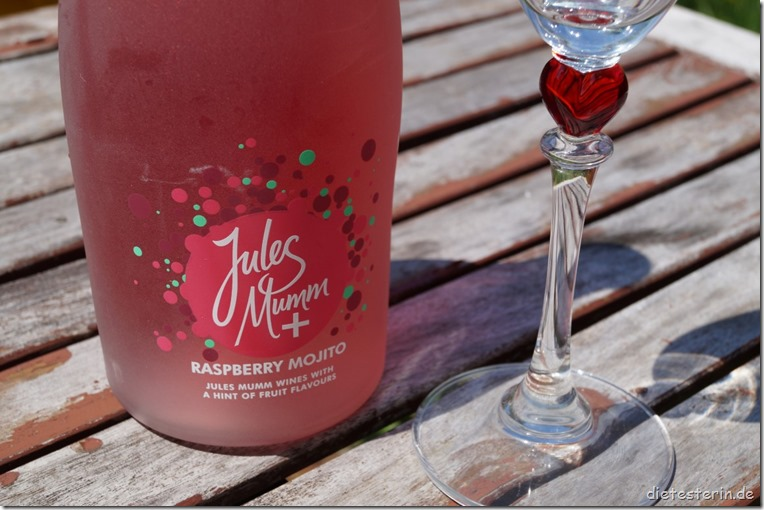 Jules Mumm Mojito Raspberry