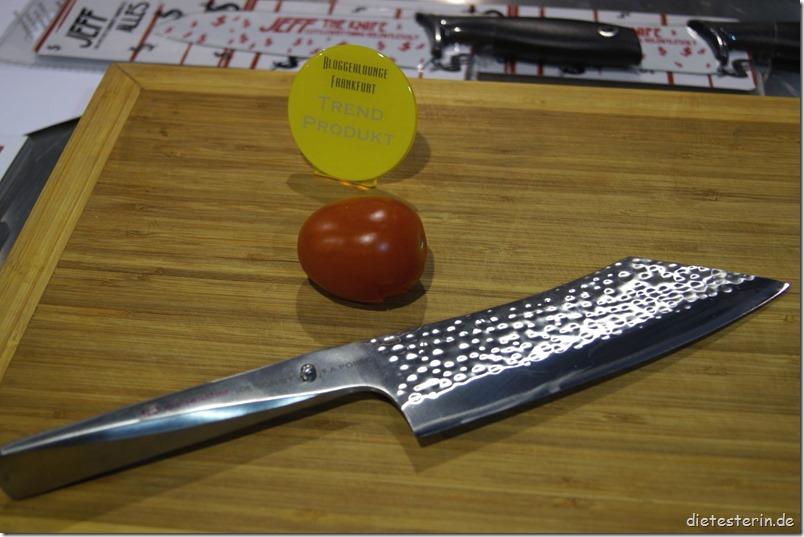 Kochmesser de scharfe Messer