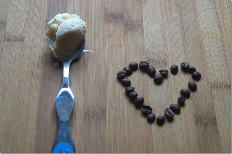Kaffee Eis selbstgemacht ohne Ei